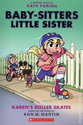 Baby-Sitters Club Little Sister GN (2019- Scholastic) 2-1ST