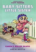 Baby-Sitters Club Little Sister HC (2019- Scholastic) 2-1ST