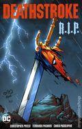 Deathstroke RIP TPB (2020 DC) 1-1ST
