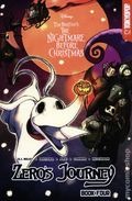 Disney Manga: The Nightmare Before Christmas: Zero's Journey GN (2018- Tokyopop) 4-1ST