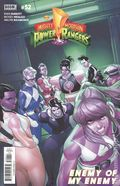 Mighty Morphin Power Rangers (2016) 52A
