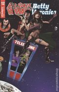 Red Sonja and Vampirella meet Betty and Veronica (2019 Dynamite) 12E