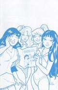 Red Sonja and Vampirella meet Betty and Veronica (2019 Dynamite) 12L