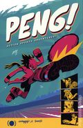 Peng! GN (2020 Oni Press) Action Sports Adventures! 1-1ST
