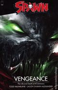 Spawn Vengeance TPB (2020 Image) The Life and Deaths of Al Simmons 1-1ST