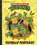 Teenage Mutant Ninja Turtles Totally Turtles HC (2020 Golden Books) A Little Golden Book 1-1ST