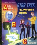 Star Trek Alphabet Book HC (2020 Golden Books) A Little Golden Book 1-1ST