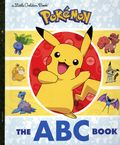 Pokemon The ABC Book HC (2020 Golden Books) A Little Golden Book 1-1ST