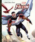 Marvel Falcon HC (2020 Golden Books) A Little Golden Book 1-1ST