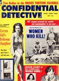 Confidential Detective Cases (1942-1976 Close-Up, Inc.) Vol. 10 #3
