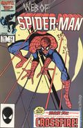 Web of Spider-Man (1985 1st Series) 14