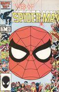 Web of Spider-Man (1985 1st Series) 20