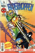 Edderkoppen (Danish 1991-1997 Semic Interpresse) Spider-Man 78