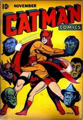 Catman Comics (1941) 26B
