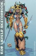 Rob Liefeld Sketchbook (2004) 1B