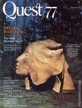Quest Magazine (1977-1981 AICF) Vol. 1 #3