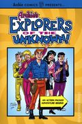 Archie Comics Presents Archie's Explorers of the Unknown TPB (2020 Archie) 1-1ST