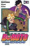 Boruto GN (2017- Viz) Naruto Next Generations 9-1ST