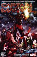 Captain Marvel TPB (2019-2020 Marvel) By Kelly Thompson 3-1ST