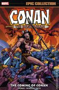 Conan the Barbarian The Original Marvel Years The Coming of Conan TPB (2020 Marvel) Epic Collection 1-1ST