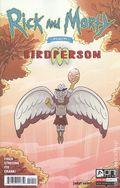 Rick and Morty Presents Birdperson (2020 Oni Press) 1A