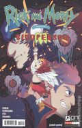 Rick and Morty Presents Birdperson (2020 Oni Press) 1B
