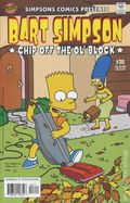 Bart Simpson Comics (2000) 20