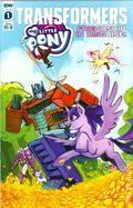 My Little Pony Transformers (2020 IDW) 1RIB