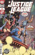 Justice League (2018 DC) 50A