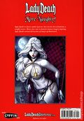 Lady Death More Naughty Artbook HC (2020 Coffin Comics) 1S-1ST