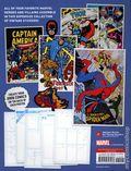 Marvel Classic Sticker Book SC (2020 Abrams Books) 1-1ST