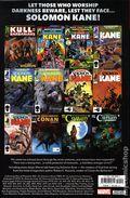 Solomon Kane The Marvel Years Omnibus HC (2020 Marvel) 1B-1ST