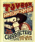 Toybox Americana HC (2020 Fantagraphics) 1-1ST