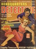 Headquarters Detective (1940) True Crime Magazine Vol. 3 #10