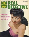Real Detective (1931-1957 Sensation) True Crime Magazine Vol. U #7