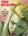True Detective (1924-1995 MacFadden) True Crime Magazine Vol. 50 #4