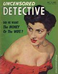 Uncensored Detective (1942) True Crime Magazine Vol. 7 #1