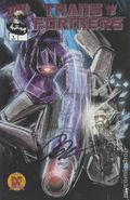 Transformers Generation 1 (2003 Volume 2) 1DF.PURPLE.SIGNED