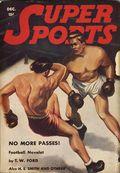 Super Sports (1938 Columbia Publications) Pulp Vol. 3 #6