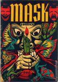 Mask Comics (1945) 1