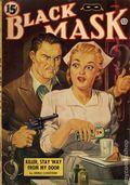 Black Mask (1930-1950 Popular Publications) Pulp Canadian Reprint Vol. 36 #29