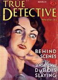 True Detective (1924-1995 MacFadden) True Crime Magazine Vol. 19 #6