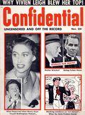 Confidential (1952-1978 Confidential, Inc) Magazine Vol. 1 #5
