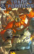 Transformers Generation 1 (2002) 1CSIGNED