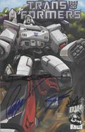 Transformers Generation 1 (2002) 1BSIGNED