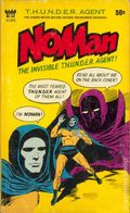 NoMan PB (1966 Tower Comics) The Invisible THUNDER Agent 1-1ST