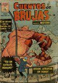 Cuentos De Brujas (Mexican Series 1951-1964 La Prensa) 106