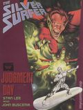Silver Surfer Judgment Day GN (1988 Marvel) 1-1ST
