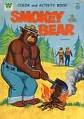 Smokey Bear Color and Activity Book SC (1971 Whitman) 1-1ST