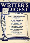 Writer's Digest (1921-Present F+W Publications) Vol. 20 #11